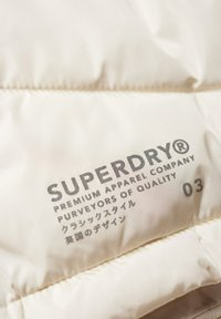 Superdry - Light jacket - off-white - 5