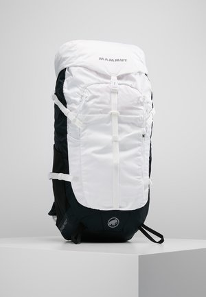 LITHIUM PRO - Hiking rucksack - white/black