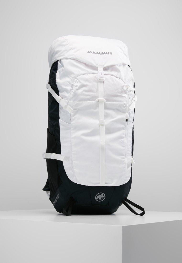 Mammut - LITHIUM PRO - Hiking rucksack - white/black