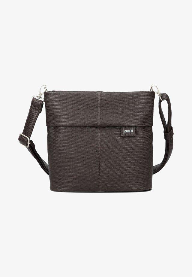 Across body bag - canvas-brown