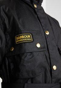 Barbour - INTERNATIONAL ORIGINAL - Summer jacket - black - 6