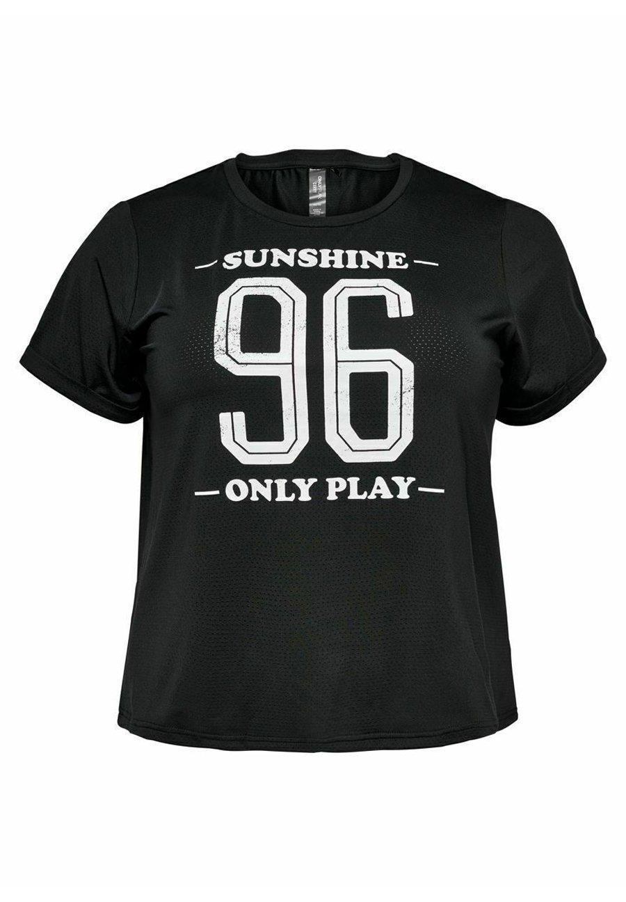Femme TRAININGSCURVY PRINT - T-shirt imprimé