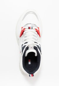 Tommy Hilfiger - Sneakers laag - white/silver - 1