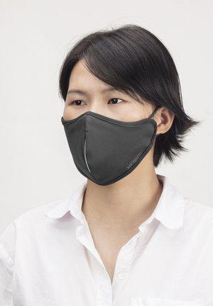 Látková maska - schwarz