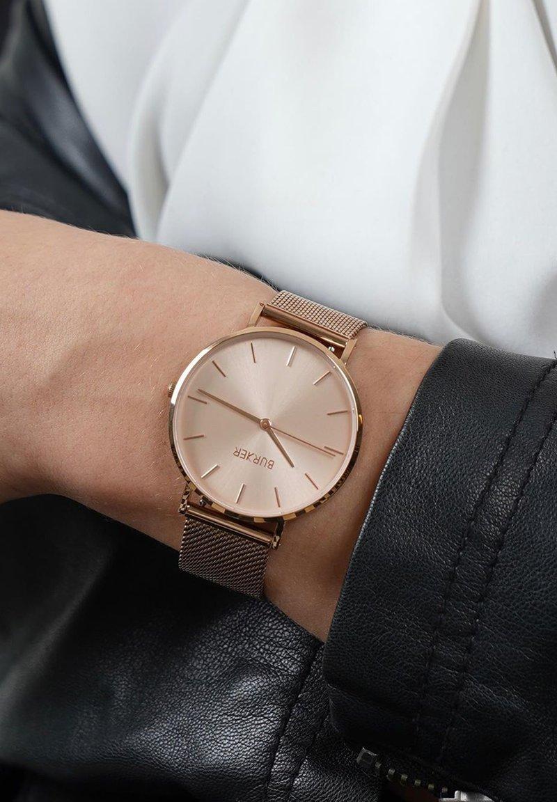 Burker - UHR RUBY - Horloge - rose gold