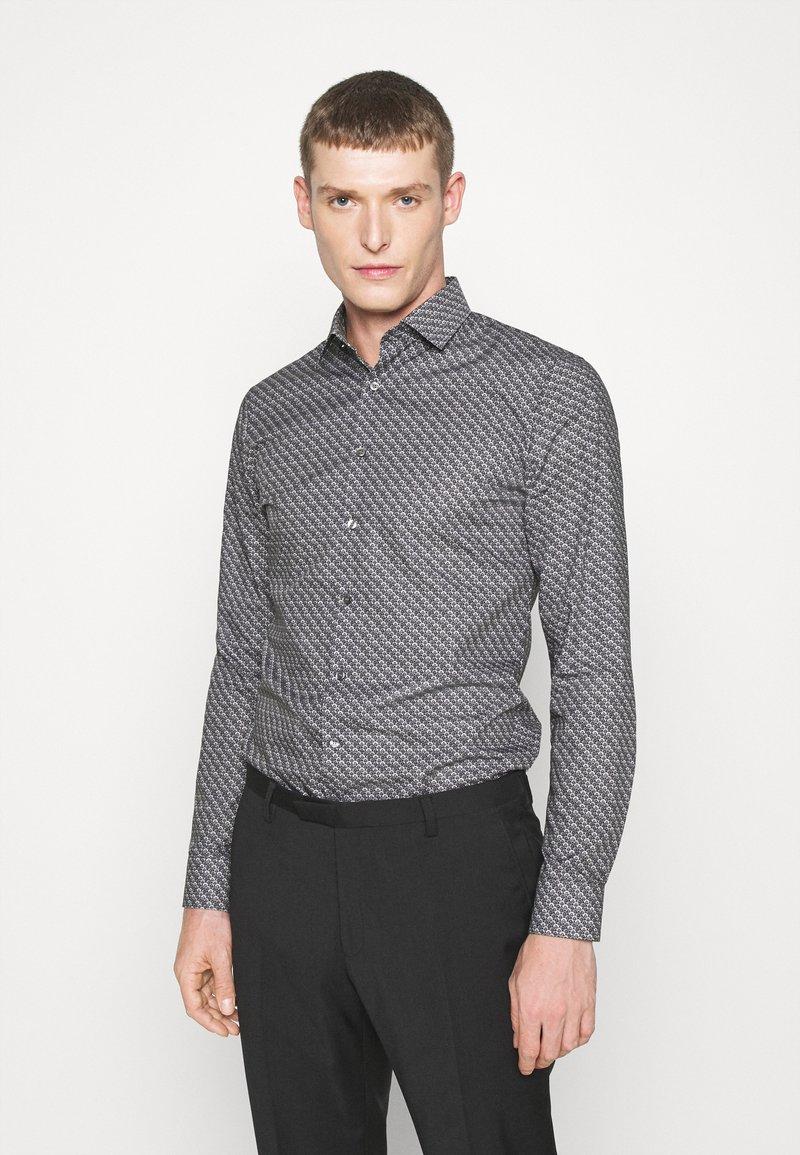 OLYMP No. Six - Koszula - schwarz