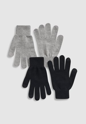 MAGIC GLOVES 2 PACK - Gloves - black