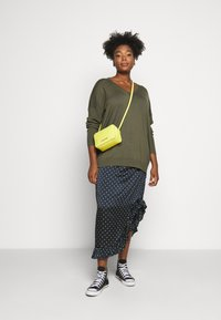 Kaffe Curve - MACHI  - Jumper - grape leaf - 1