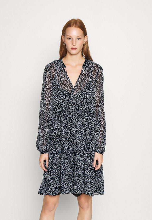 KENDA - Denní šaty - zamfira
