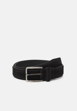 LEATHER UNISEX - Cintura - black