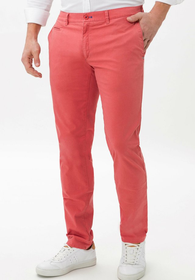STYLE FABIO IN - Chino - iced orange