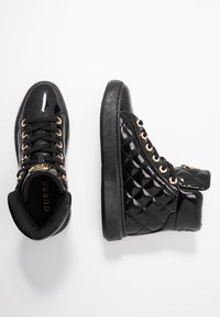 Guess - BECKEE - Sneakers high - black - 3