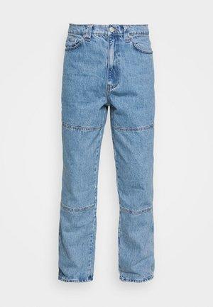 LOUIS JEAN - Straight leg jeans - light wash