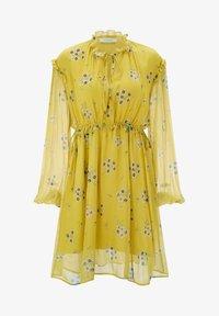 IVY & OAK - Day dress - yellow - 4