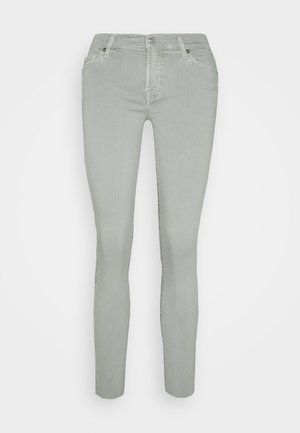 THE CROP - Jeans Skinny Fit - pearl
