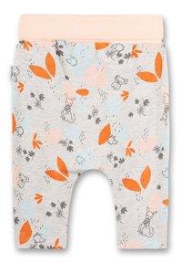 Sanetta Kidswear - Trousers - grau - 1