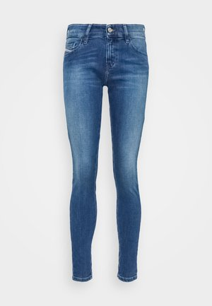 SLANDY - Jeans Skinny Fit - medium blue
