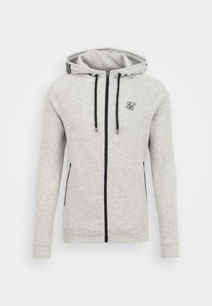 ELEMENT ZIP THROUGH - Zip-up sweatshirt - grey marl