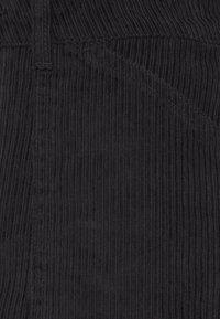 Roxy - AMAZING BREAK - Mini skirt - anthracite - 2