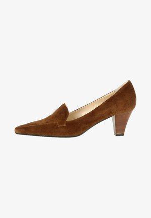 PATRIZIA - Klassieke pumps - brown