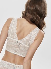 ONLY - Bustier - off-white - 2