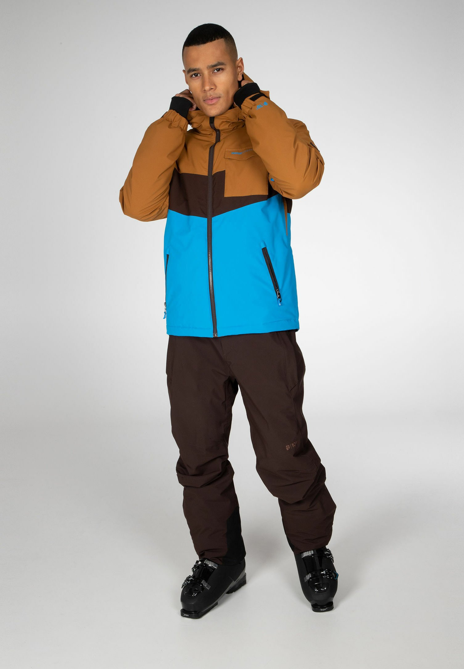 Uomo LARRY  - Giacca da snowboard