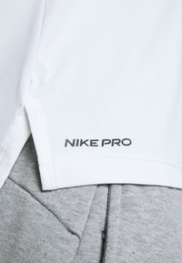 Nike Performance - TANK DRY - Sports shirt - white/black - 6