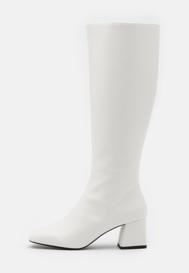 PATTIE BOOT VEGAN - Boots - white