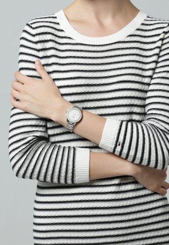 JESSE - Klokke - silver-coloured