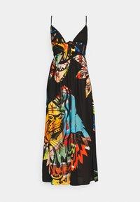 CRETA - Maxi dress - black