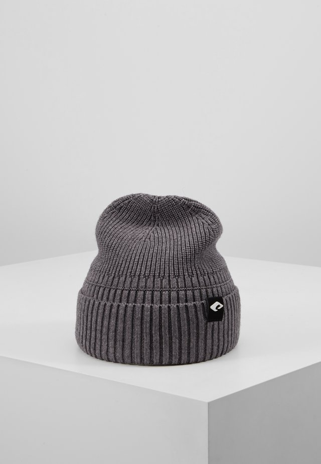 HUGO HAT - Bonnet - grey