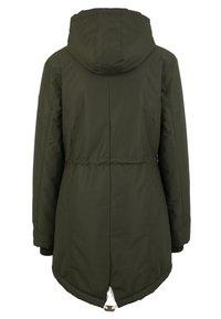 Brave Soul - MIT TEDDY INNENFUTTER - Winter coat - olive - 2