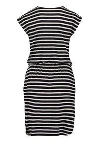 Cartoon - Day dress - schwarz/weiß - 3