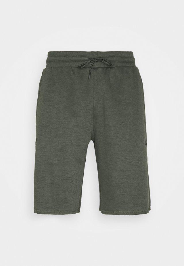 ROCK SHORT - Sports shorts - baroque green