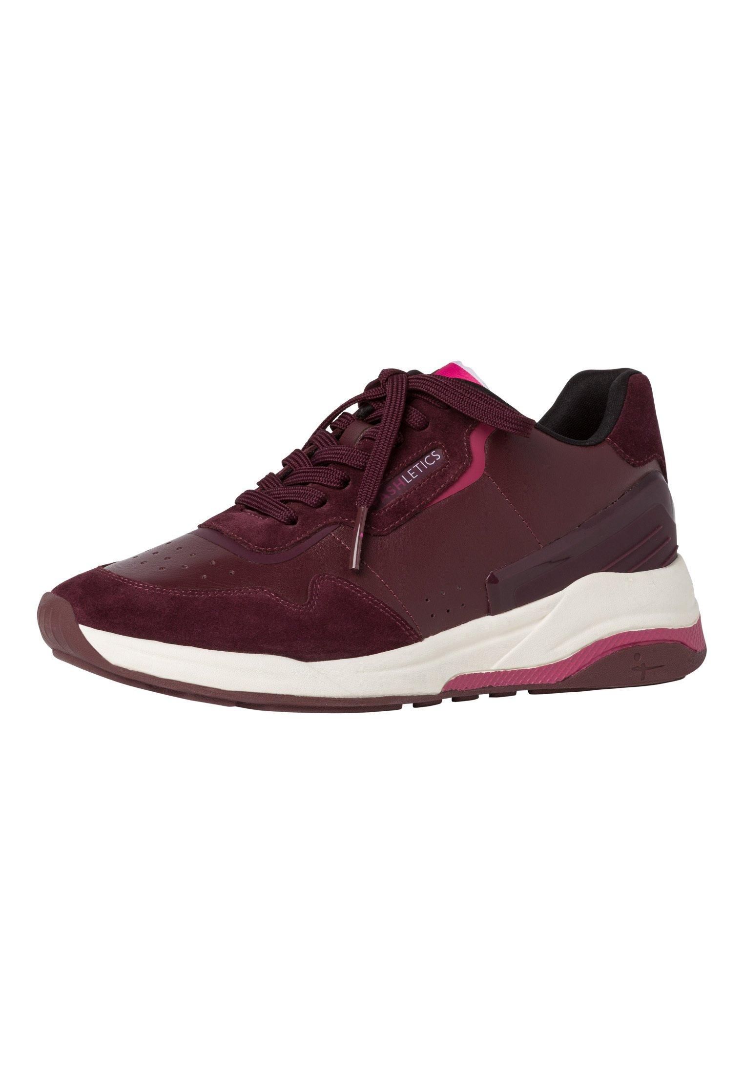 Tamaris Sneaker low amarena/dunkellila