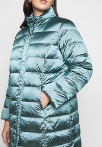 Persona by Marina Rinaldi - PACOS - Down coat - turquoise - 3