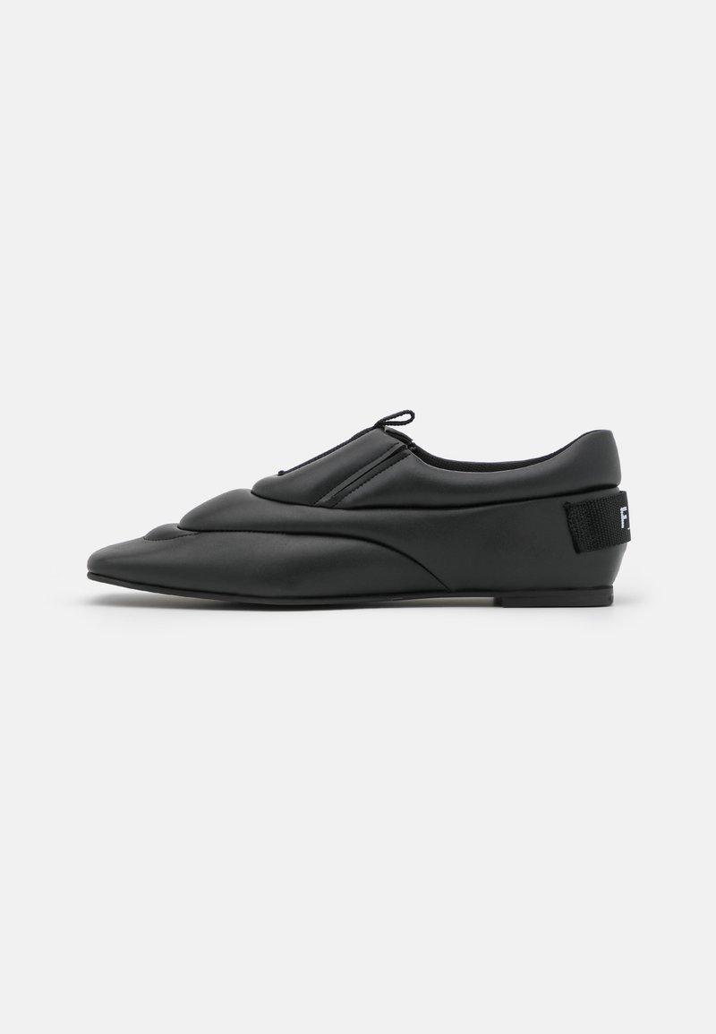 F_WD - Sneakers laag - black