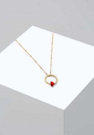 KREIS - Necklace - gold-coloured