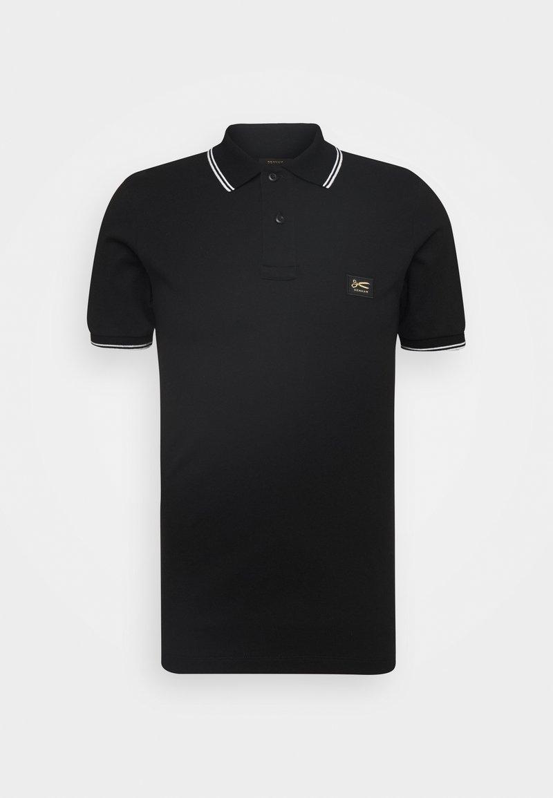 Denham - REGENCY - Polo shirt - black
