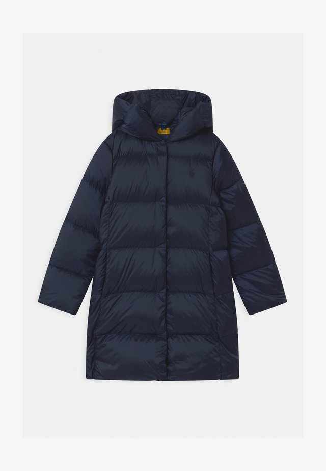 CHANNEL OUTERWEAR - Daunenmantel - french navy
