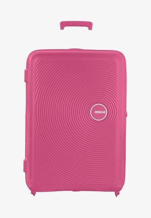 SOUNDBOX - Wheeled suitcase - magenta