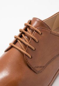 Anna Field Wide Fit - LEATHER - Derbies - cognac - 2