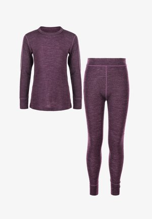 SET WENDELL - Undershirt - potent purple