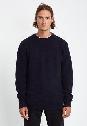 GLENDAL SWEATER - Sweater - navy