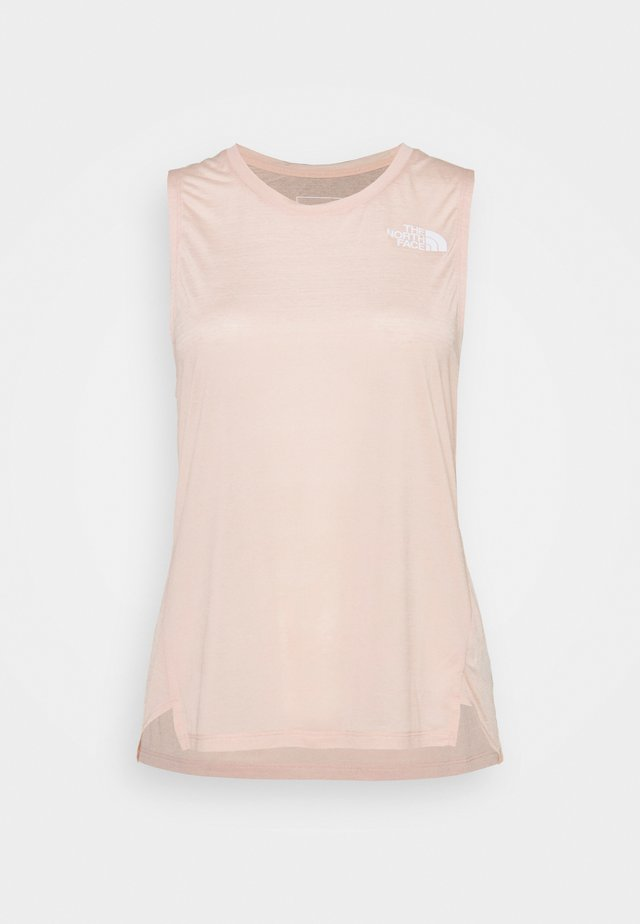 UP WITH THE SUN TANK  - Linne - evenng sand pink