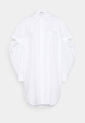 Button-down blouse - bianco ottico