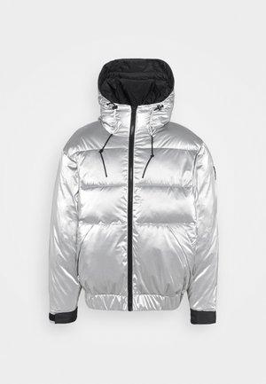 PUFFER UNISEX - Winter jacket - silver