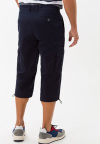 BRAX - STYLE LUCKY - Cargo trousers - navy - 2