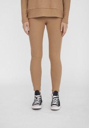 Leggings - Trousers - tigers eye