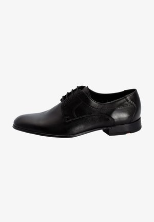 HAVEN - Smart lace-ups - schwarz
